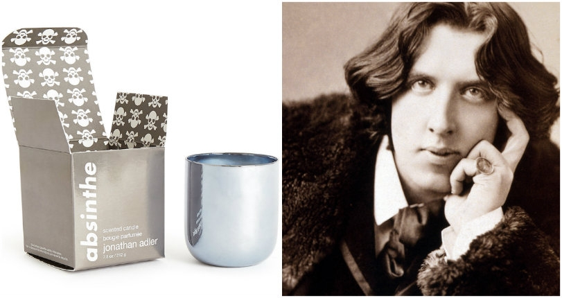 From the barroom to your bedroom: Decadent vodka, bourbon, absinthe & hash scented candles