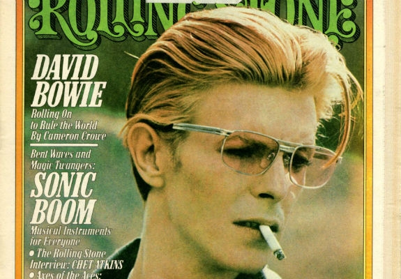 Excerpts from the secret 'autobiography' David Bowie gave Cameron Crowe in the mid-'70s: EXCLUSIVE