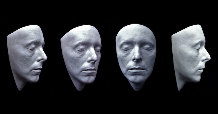 Get your very own David Bowie life mask