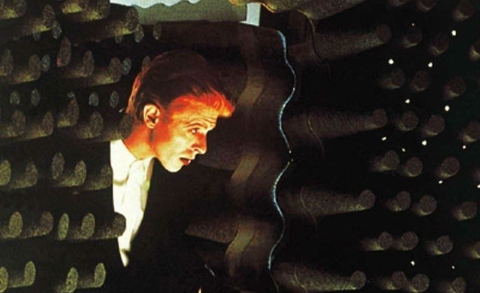 Thin White Duke/White Heat: Amazing unseen footage of David Bowie live in 1976