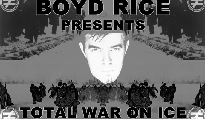 Boyd Rice biographer's NON-disclosure: 'He doesn't seem to give a shit what most people think'