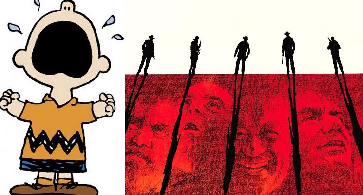 'Bring Me the Head of Charlie Brown': Future 'Simpsons' director turns 'Peanuts' into a bloodbath