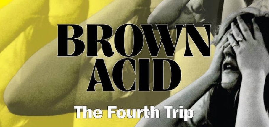 'Brown Acid: The Fourth Trip': Stream some obscure vintage fuzz rock from the 60s & 70s