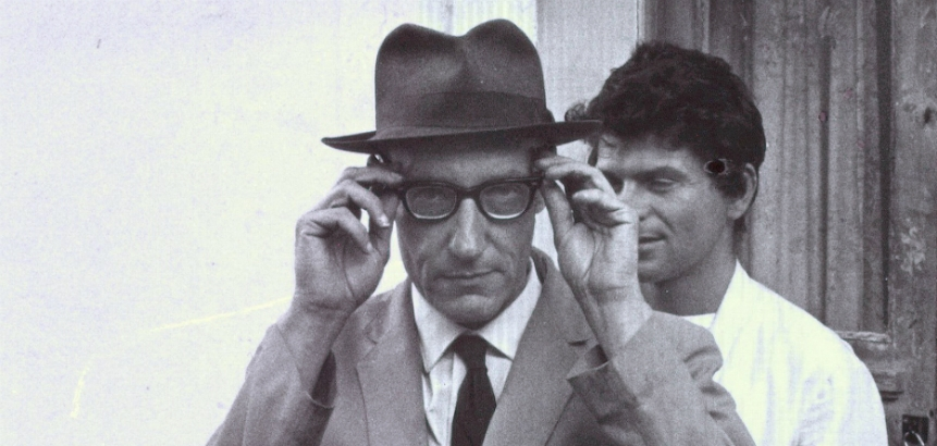 This web oracle cuts up text and audio of William S. Burroughs' 'Naked Lunch'