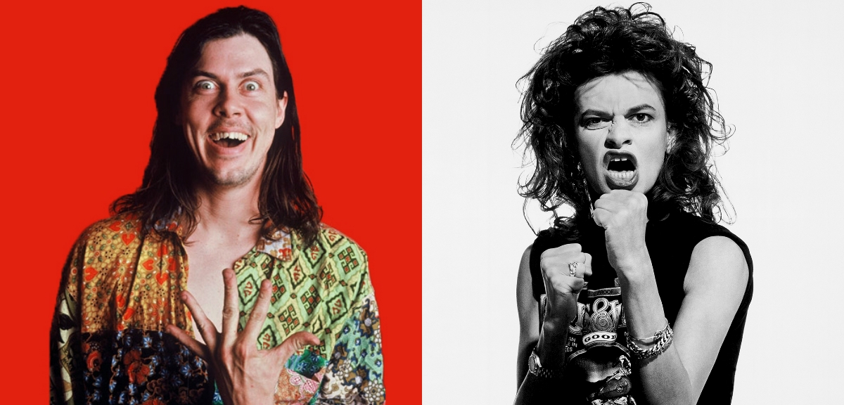 Sandra Bernhard and the Butthole Surfers cover Heart, in Spanish, 1987