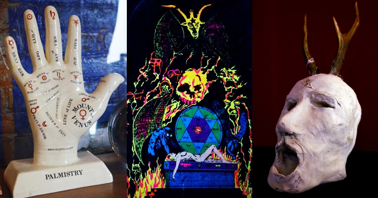 New witchcraft museum features occult artifacts once owned by Aleister Crowley