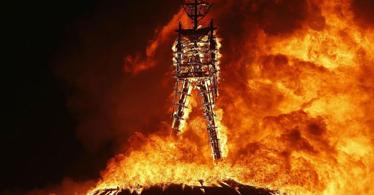 Dangerous Finds: Burning Man will be 'a police state'; Ashley Madison's other secret; Why NOT Trump?