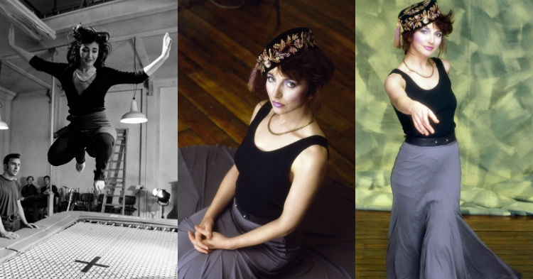 'The Kate Inside': New book has never-seen photos of Kate Bush