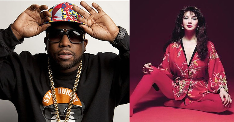 Big Boi's charming obsession with Kate Bush