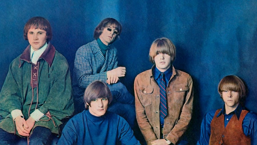 The Byrds' isolated vocals for 'Mr. Tamborine Man' and 'Turn! Turn! Turn!'
