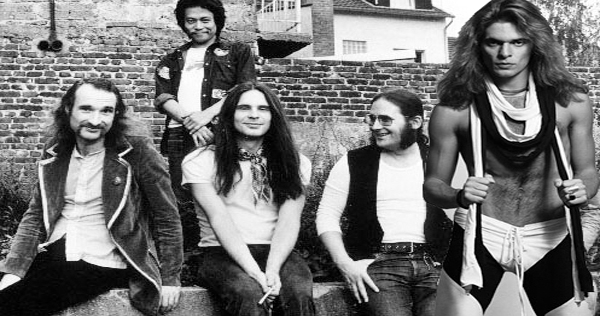 Can Halen: Some genius mashed up David Lee Roth with everyone's favorite Krautrock band