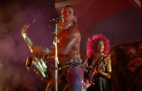 The infamous sax man from 'The Lost Boys' STILL, still believes: A chat with Tim Cappello