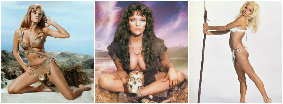 Prehistoric cheesecake: A look at the curvaceous cavewomen of B-movie cinema