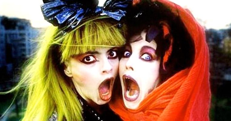 'Cha Cha': Nina Hagen and Lene Lovich star in 'lost' punk film, 1979