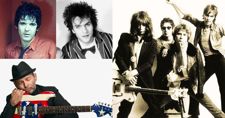 'Chinese Rocks': Members of MC5, Blondie, and Replacements pay tribute to the Heartbreakers
