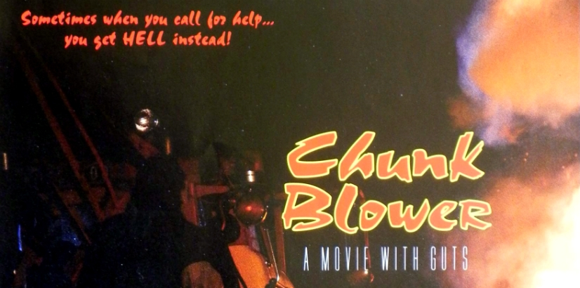 'Chunk Blower,' the unfinished horror movie starring members of Skinny Puppy
