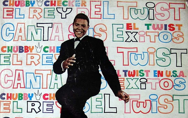 Chubby Checker's *extremely strange* open letter to the music industry