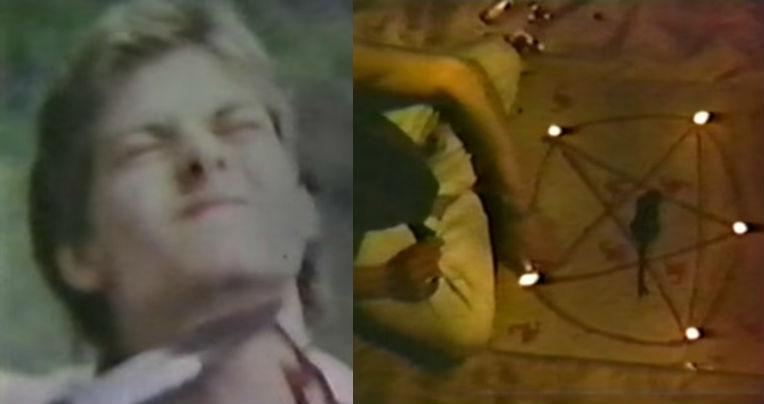 Kurt Cobain's horror movies