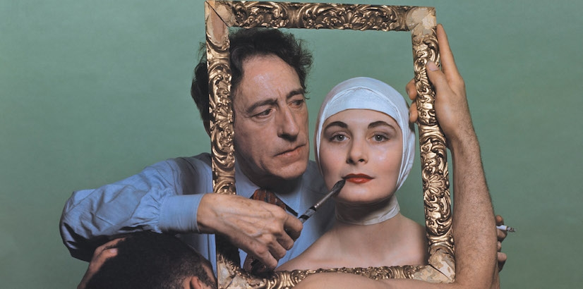 Jean Cocteau's only color film, a tour of his 'tattooed villa' on the French Riviera