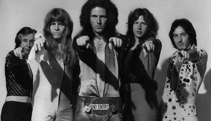 Meet 'Iron Virgin': The Scottish glam rock band that time forgot