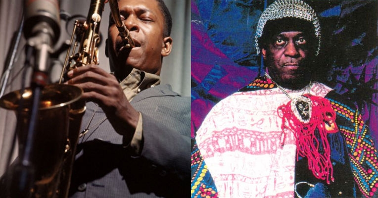 John Coltrane, Sun Ra, and many more on this stunning 12-hour mix of spiritual jazz