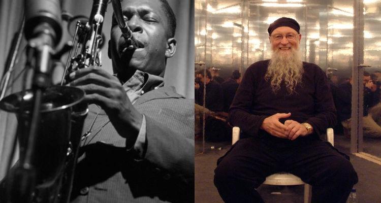 John Coltrane meets Terry Riley in free jazz minimalist mashup