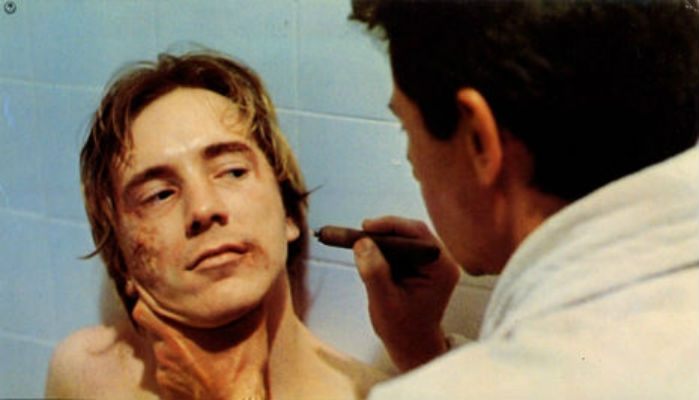 'Copkiller': Johnny Rotten plays a psychotic cat & mouse game with Harvey Keitel in 80s thriller