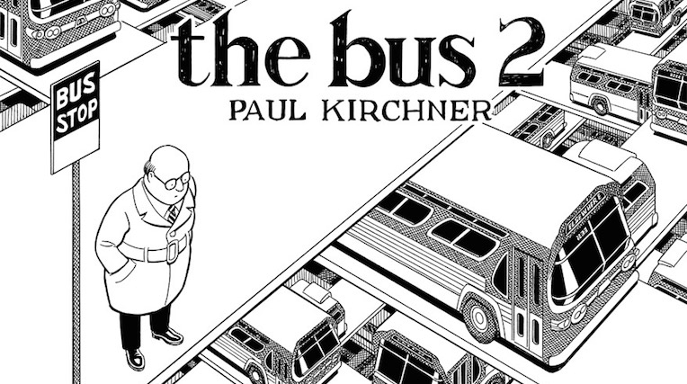 Paul Kirchner is back with 'the bus 2'