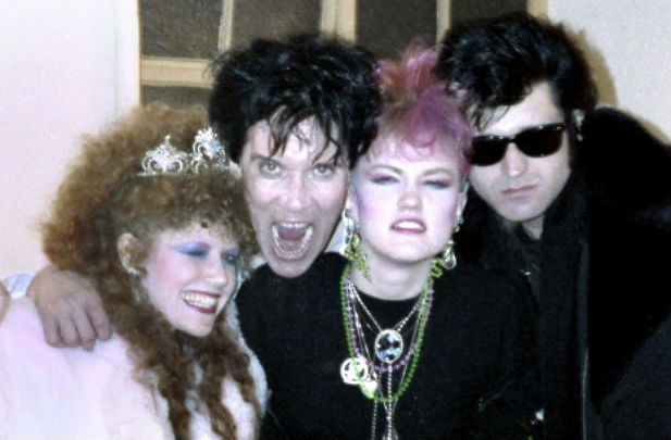 What's inside a girl: An interview with former Cramps member Fur Dixon