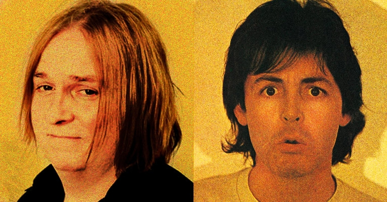 A preposterous Paul McCartney parody by Melvins drummer Dale Crover
