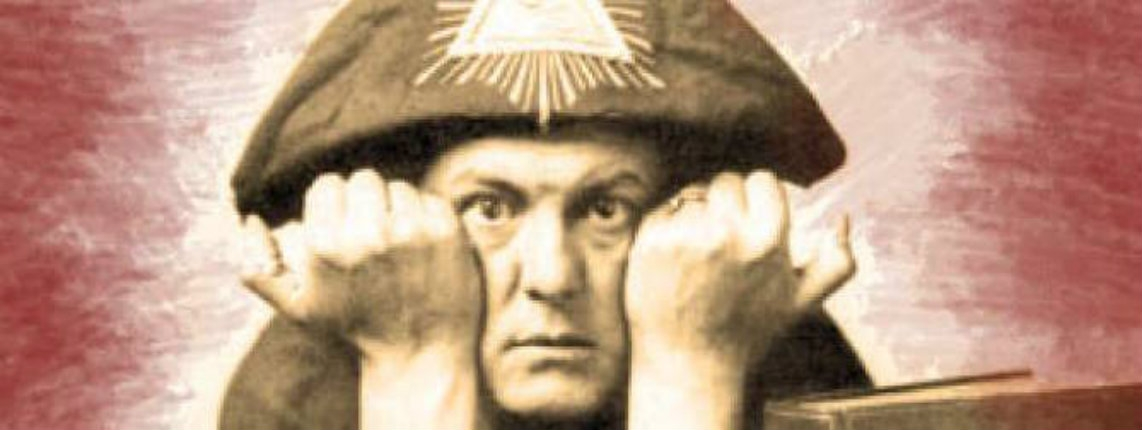 Read Aleister Crowley's dirty, dirty 666-word sex poem 'Leah Sublime'