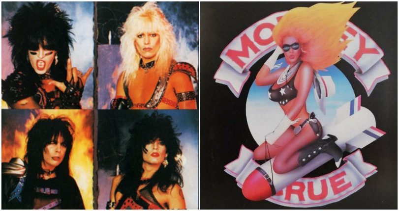 Breaking bad: Mötley Crüe's porny photo layout in OUI magazine, 1982 (NSFW)