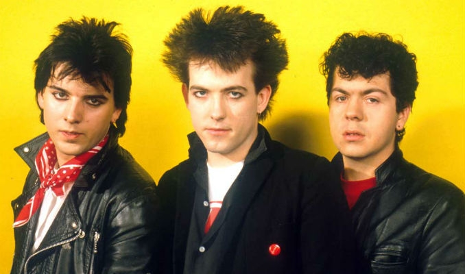 Is this 40-year-old footage of the Cure the oldest known footage of the band?