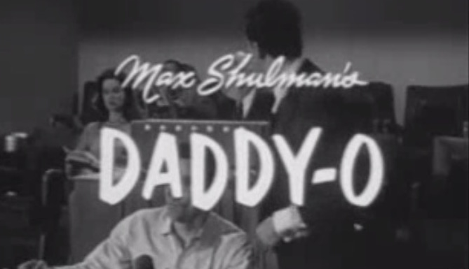 'Daddy-O,' the incredible failed TV pilot that broke the fourth wall 25 years before Garry Shandling