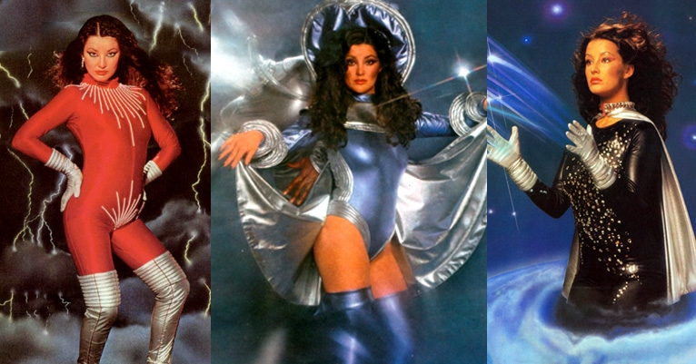 'Automatic Lover': The incredible story of outer space Euro-disco diva Dee D. Jackson
