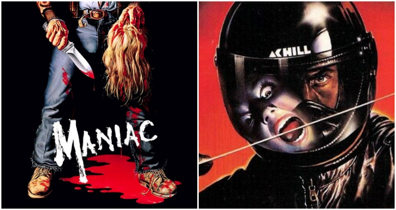 Covetable action figures based on classic and obscure 80's horror films up for grabs!