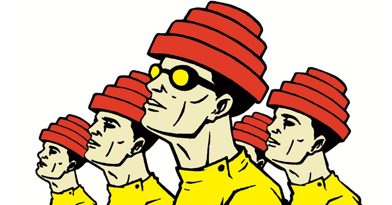 Excellent unedited DEVO interview from 'Night Flight,' 1981