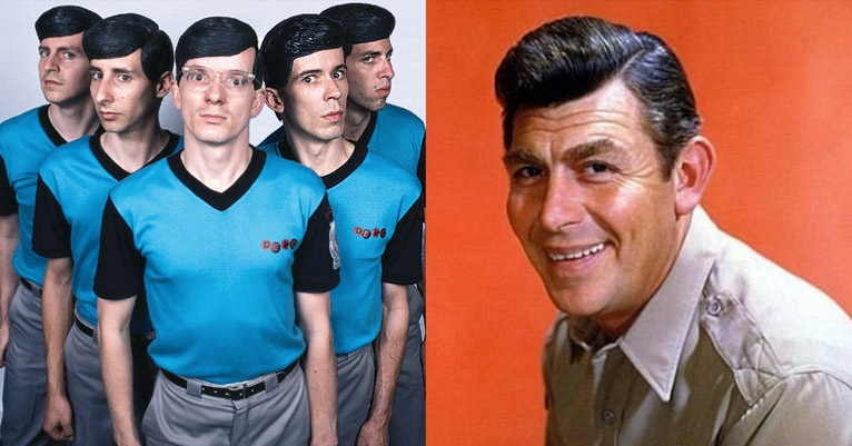 'My Home Town': The unexpected union of DEVO and 'The Andy Griffith Show'