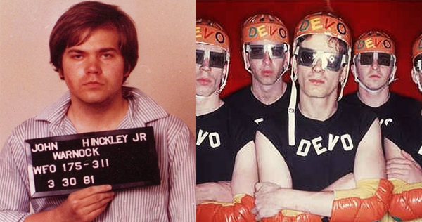 John Hinckley Jr.'s DEVO royalty check is up for grabs