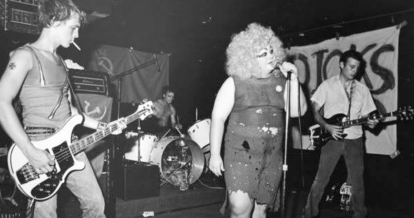 Can we just talk about how great The Dicks (the band) were?