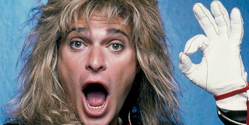 David Lee Roth's insane isolated vocals from 'Runnin' With the Devil' make a really great ringtone