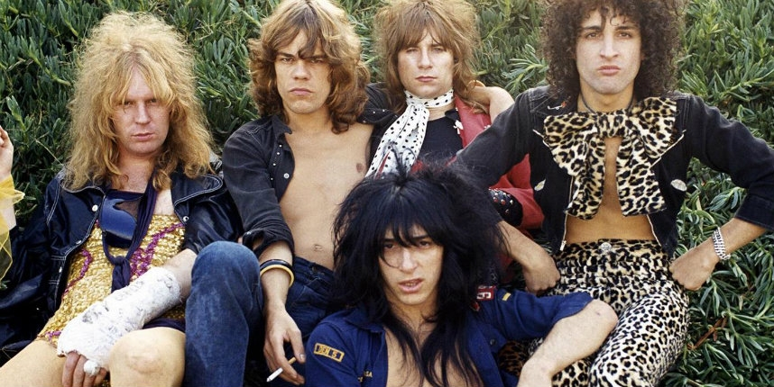 Mutant Children Of The Hydrogen Age Gorgeous Glammy Album Outtakes Of The New York Dolls From 1973 Dangerous Minds