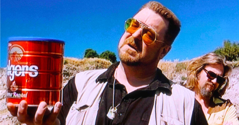 Goodnight, sweet prince: There are 'Big Lebowski' cremation urns