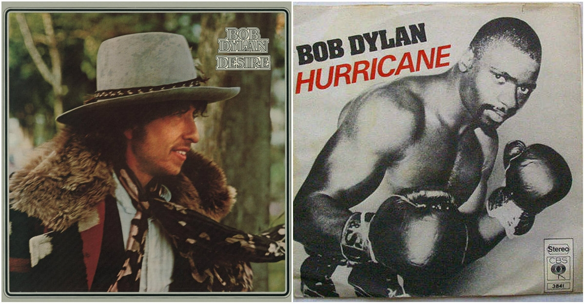 'Pistol shots ring out in a barroom night': Bob Dylan's riveting performance of 'Hurricane,' 1975