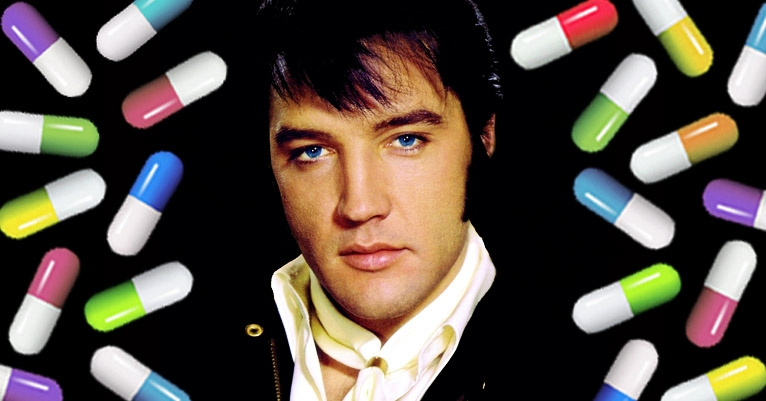 Elvis Presley drug paraphernalia up for auction