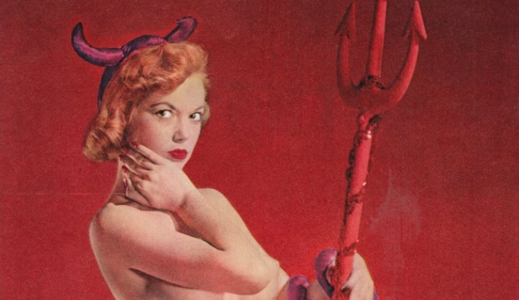 Tricky dicks and flying vaginas: The satanic erotica of 'Les Diables de Lithographies'