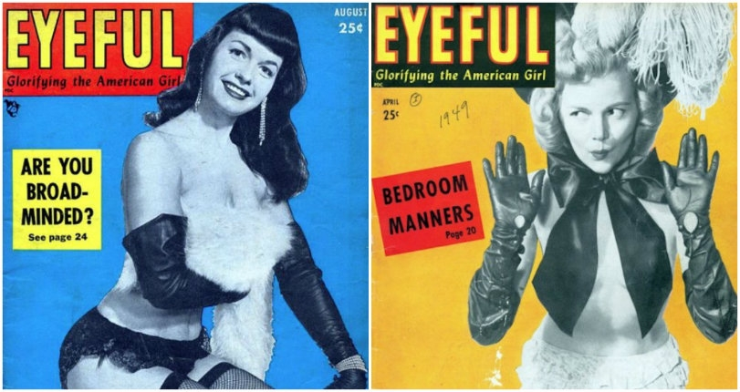'How to Train a Wife': Retro sexist silliness from vintage girlie magazine 'Eyeful'