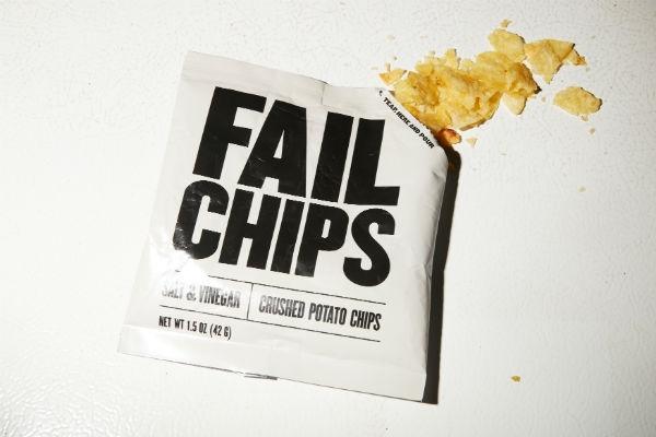 FAILCHIPS: The World's Tastiest Mistake