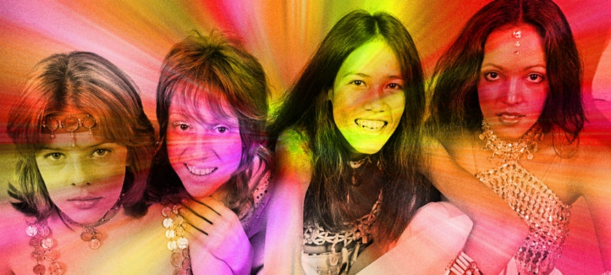 Fanny: The Great Lost Female Rock Group of the 1970s