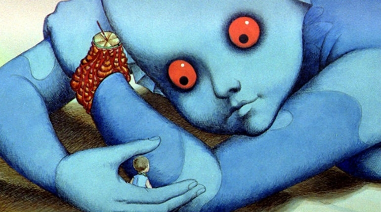 'Fantastic Planet': Spellbinding images from the futuristic 1973 masterpiece